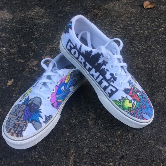 Shoes | Custom Vans Item Is Sold